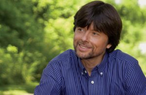 Portrait of Ken Burns