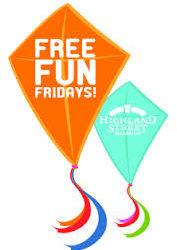 Free Fun Fridays