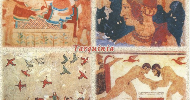 Postcard from Tarquinia
