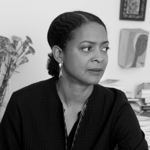 Headshot of poet Danielle Legros Georges