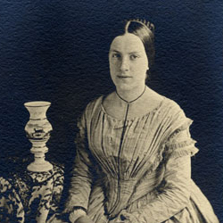 Abiah Root (1830-1915), friend