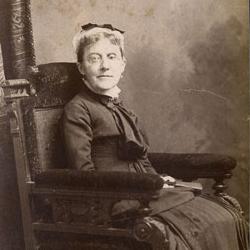 Elizabeth Holland (1823-1896), friend