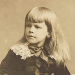 Thomas Gilbert (Gib) Dickinson (1875-1883), nephew