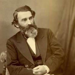 Samuel Bowles (1826-1878), friend