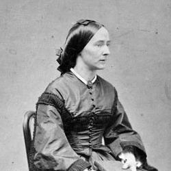 Abby Wood Bliss (1830-1915), friend