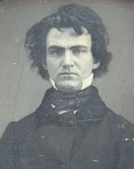 Austin Dickinson as a young man