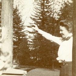 Martha Dickinson (Mattie) Bianchi (1866-1943), niece