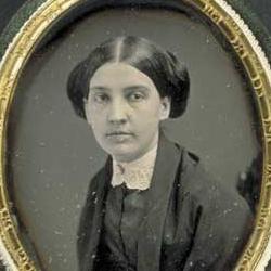 Susan Huntington Gilbert Dickinson (1830-1913), sister-in-law
