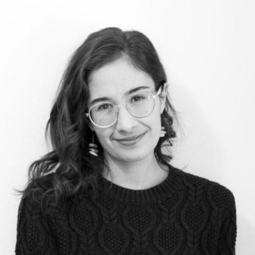 Headshot of poet Jacqueline Balderrama