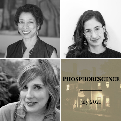 <b>Phosphorescence Poetry Reading Series</b></br>Thursday, July 22, 6-7pm