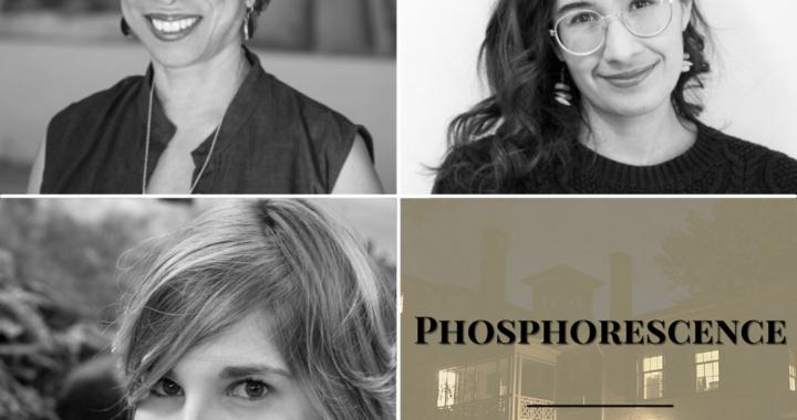 Headshots of July poets