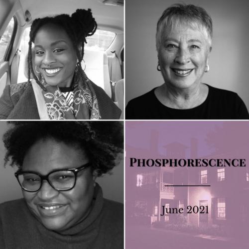 <b>Phosphorescence Poetry Reading Series</b></br>Thursday, June 24, 6-7pm