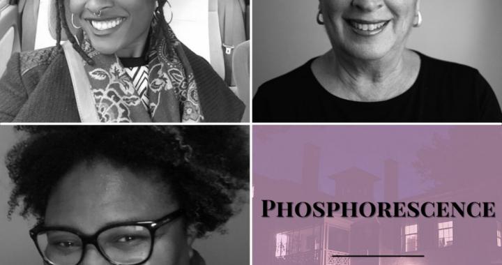 Headshots of June poets