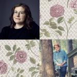 Headshots of Alena Smith and Martha Ackmann