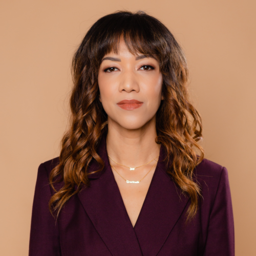 Headshot of Tiana Clark