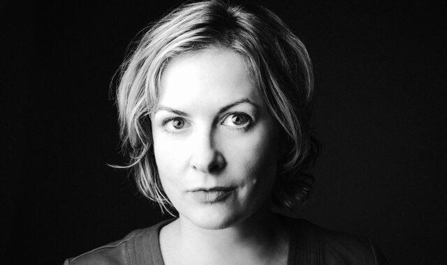 Headshot of Tess Taylor