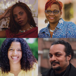 <b>Black Lives and Black Poetics Matter: A Reading and Discussion curated by Faraday Publishing</b><br>September 17, 7:30pm