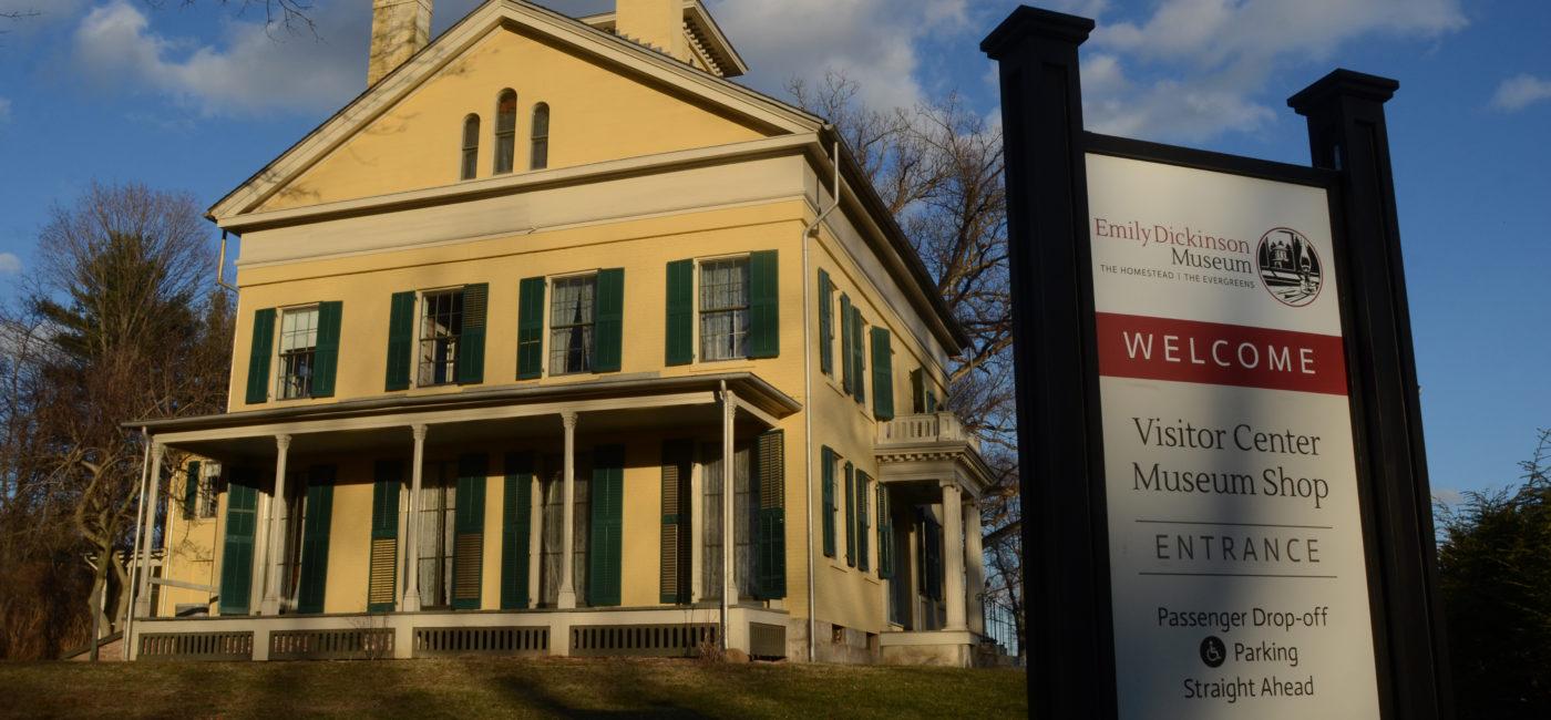 Emily Dickinson Museum – Amherst, Massachusetts