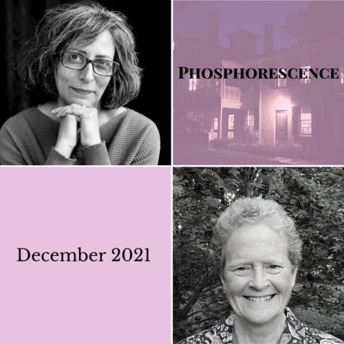 <b>Phosphorescence Poetry Reading Series</b></br>Thursday, December 16, 6-7pm