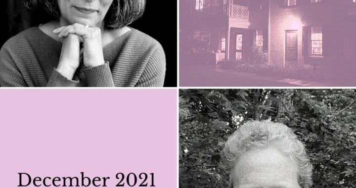 Headshots of December poets