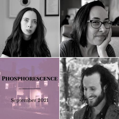 <b>Phosphorescence Poetry Reading Series</b></br>Thursday, September 23, 6-7pm