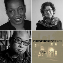 <b>Phosphorescence Poetry Reading Series</b></br>Thursday, March 25, 6-7pm