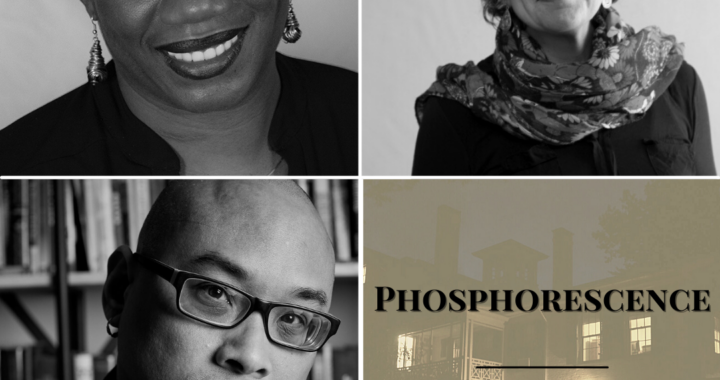 Headshots of March poets