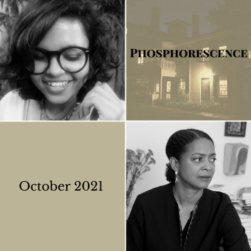 <b>Phosphorescence Poetry Reading Series</b></br>Thursday, October 28, 6-7pm