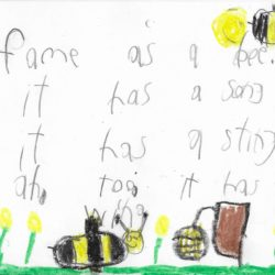 fame as a bee